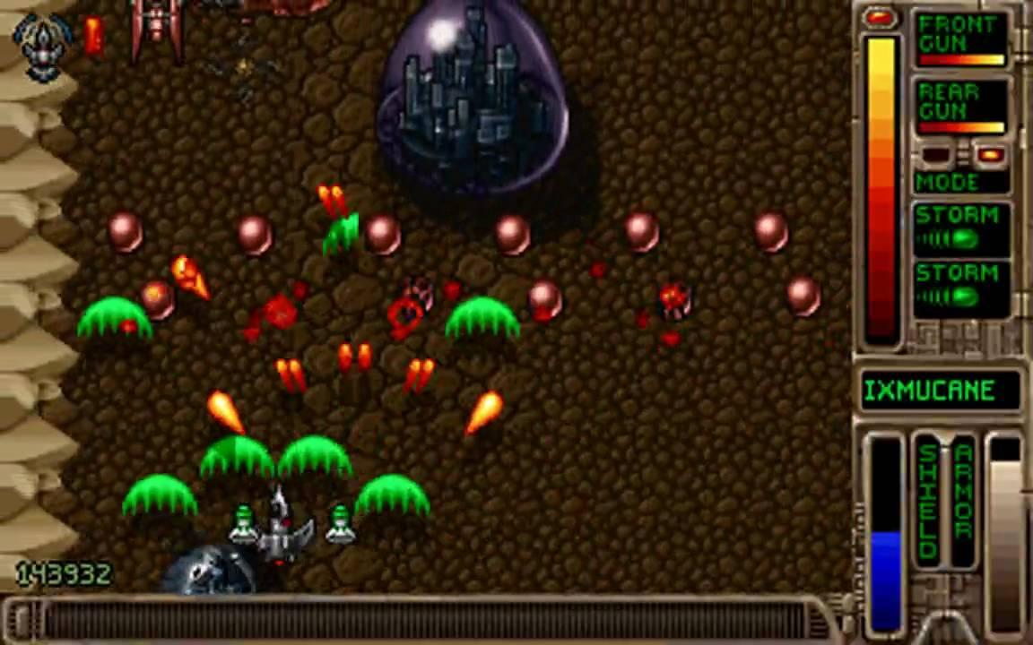 Tyrian 2000 Gameplay - YouTube