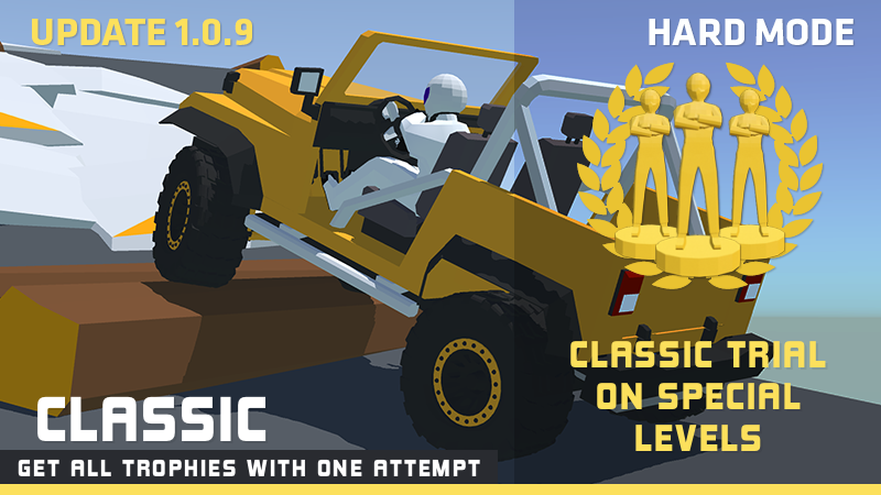 Offroad Mania 1.0.9 updates