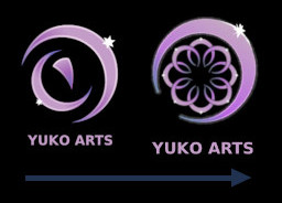 Yuko Arts changed its logo.