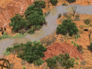 Savanna Biome screenshot