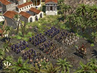 Swamp Defense screenshot