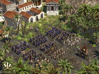 Swamp Defense screenshot