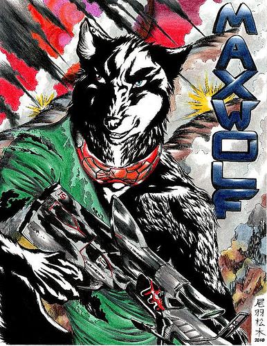 Episode 3 Characters: Maxwolf