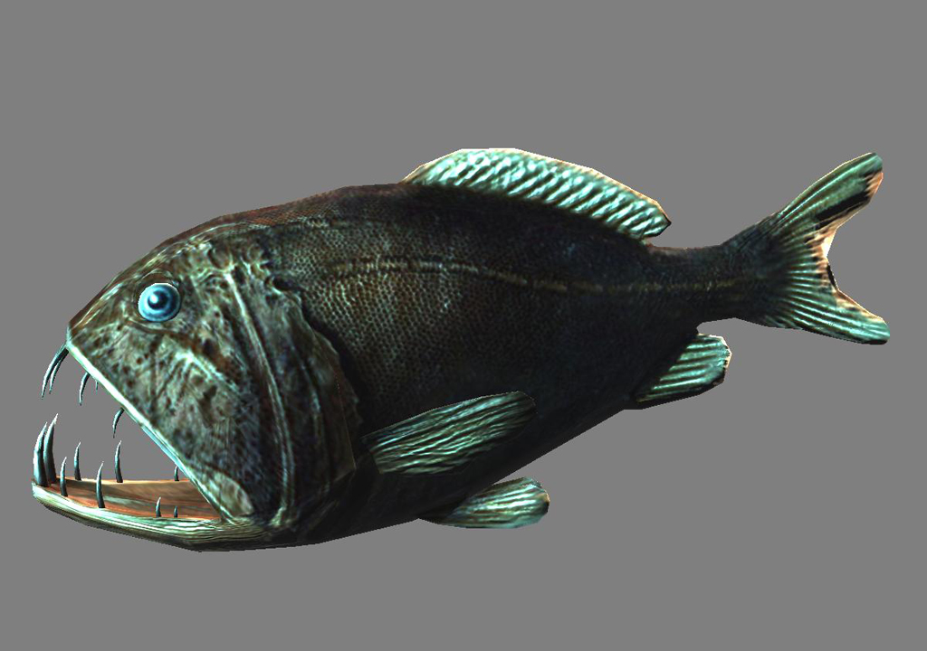 Jaws of evolution deep sea creatures news indie db for Fish evolution game