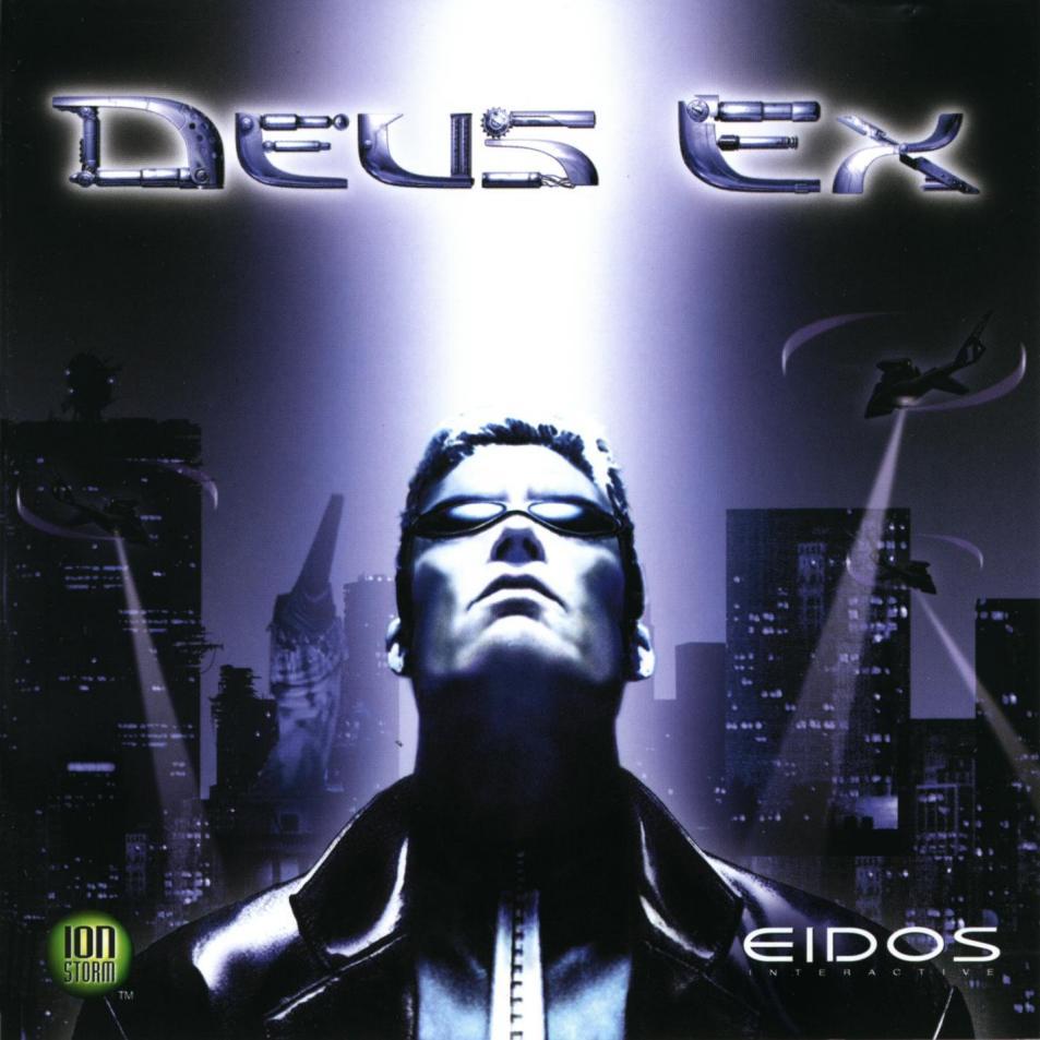 Deus Ex is tha bomb!