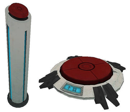 Portal's Switch and Portal's Button