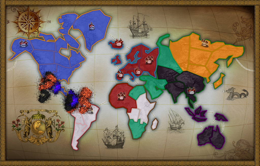 Risk world domination online free — img 15