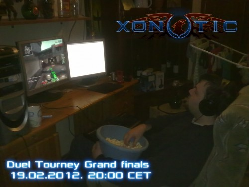 Be sure to pop some corn and join the fun @ Sunday 19.02.2012 20:00 CET!