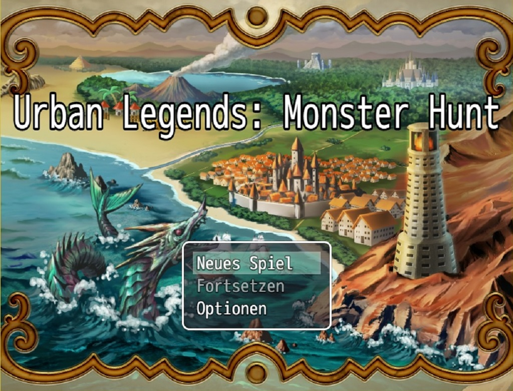 Pre-Alpha Bug-Test Demo GER file - Urban Legends: Monster Hunt ...