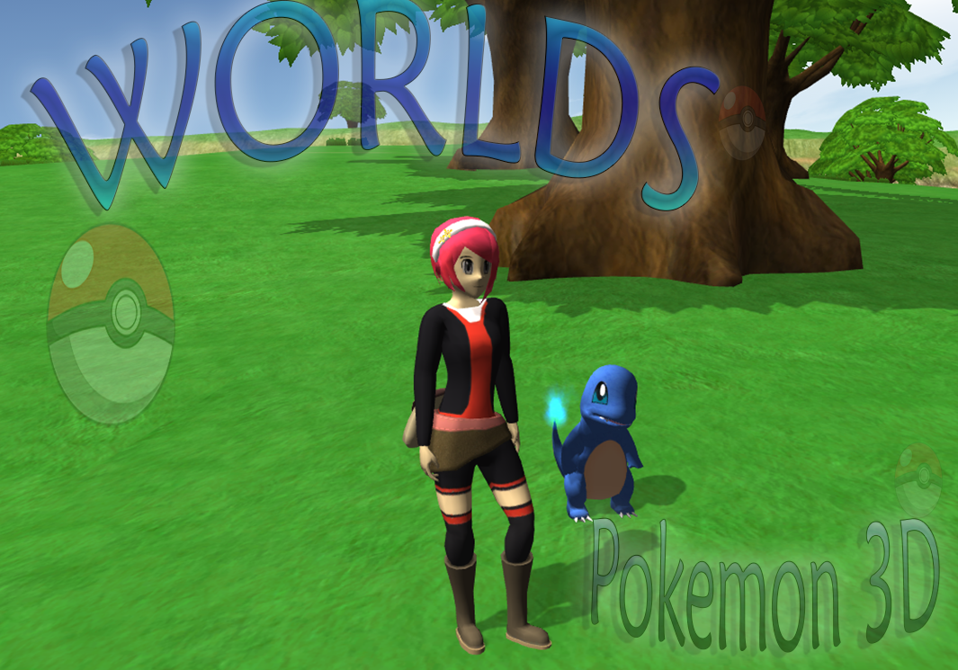 Worlds pokemon 3d for pc file indie db - Pokemon 3d download ...