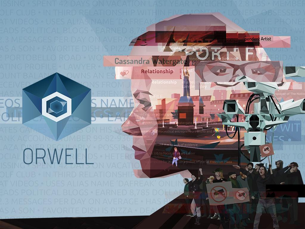 Orwell - Episode 1 Free Demo file - Indie DB