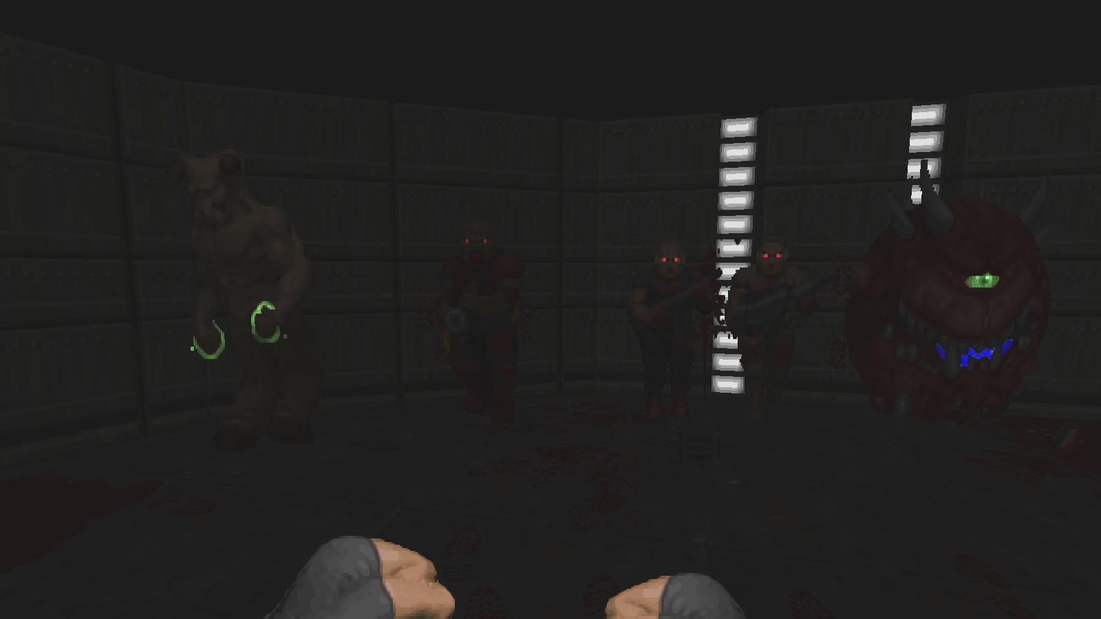 Brutal Doom special brightmaps addon - Indie DB