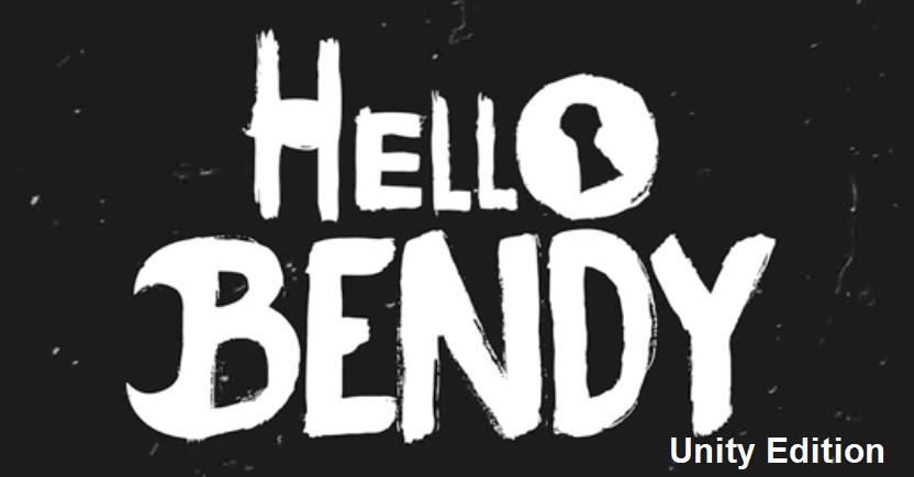 Hello Bendy Unity file - Indie DB