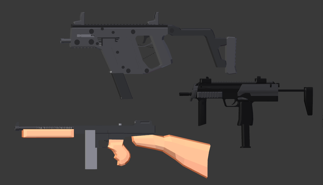 Raven Weapon Pack addon - Ravenfield - Indie DB
