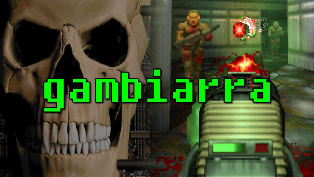 Gambiarra v1 3 file - FreeDOOM - Indie DB