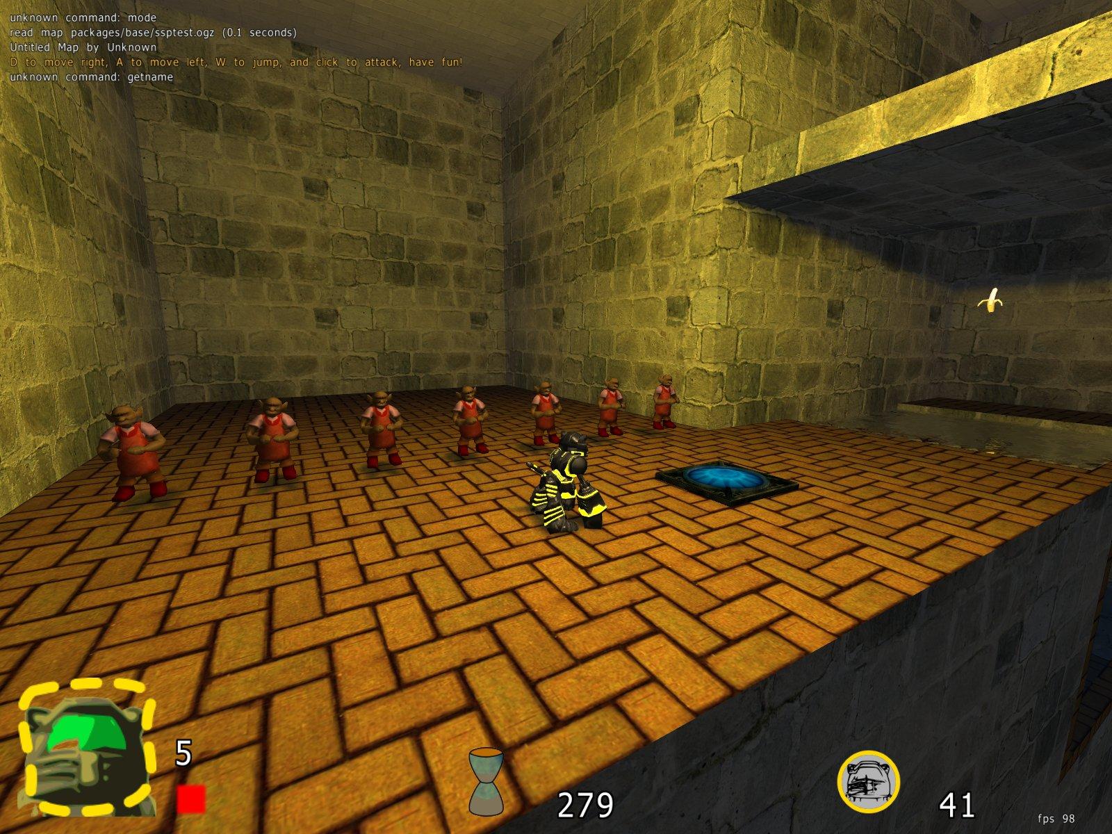 Platinum arts sandbox 2 3 windows release file indie db for Minecraft 3d blueprint maker