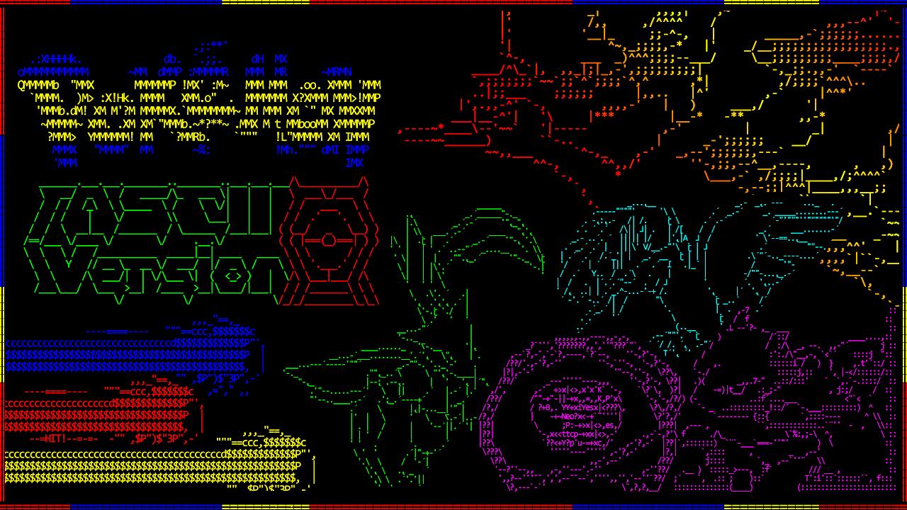 Pokemon ASCII Battle Game!