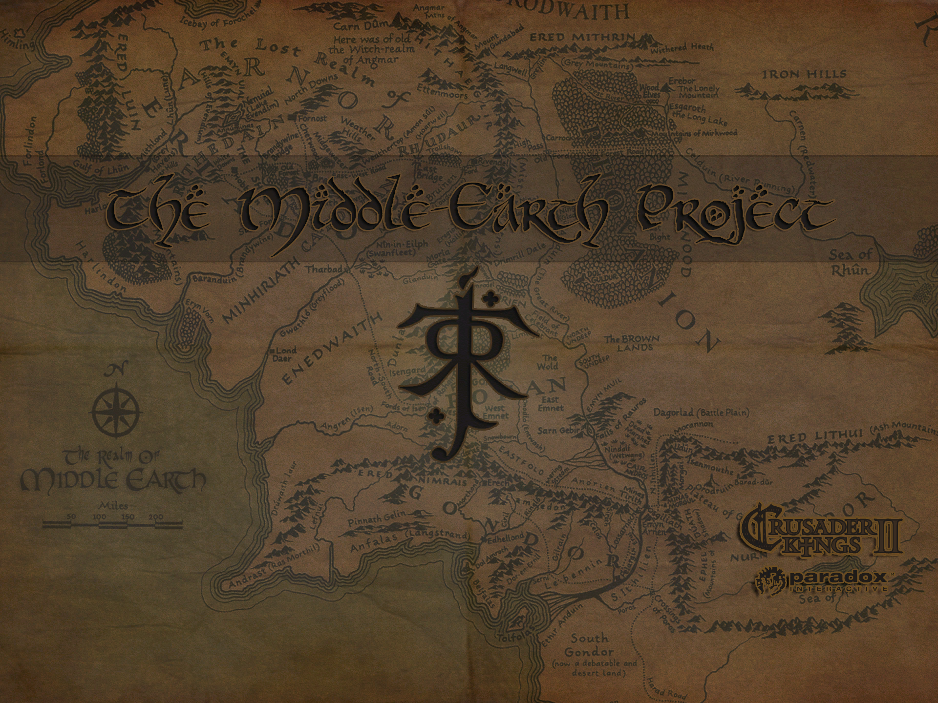 Middle Earth Project 0 7a (Outdated) file - Indie DB