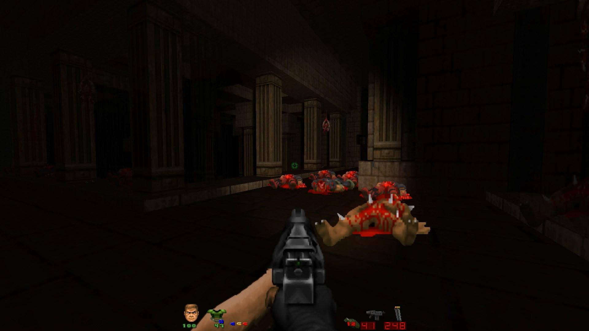 BD:BE Flashlight for Brutal Doom v21 (Update) addon - Indie DB