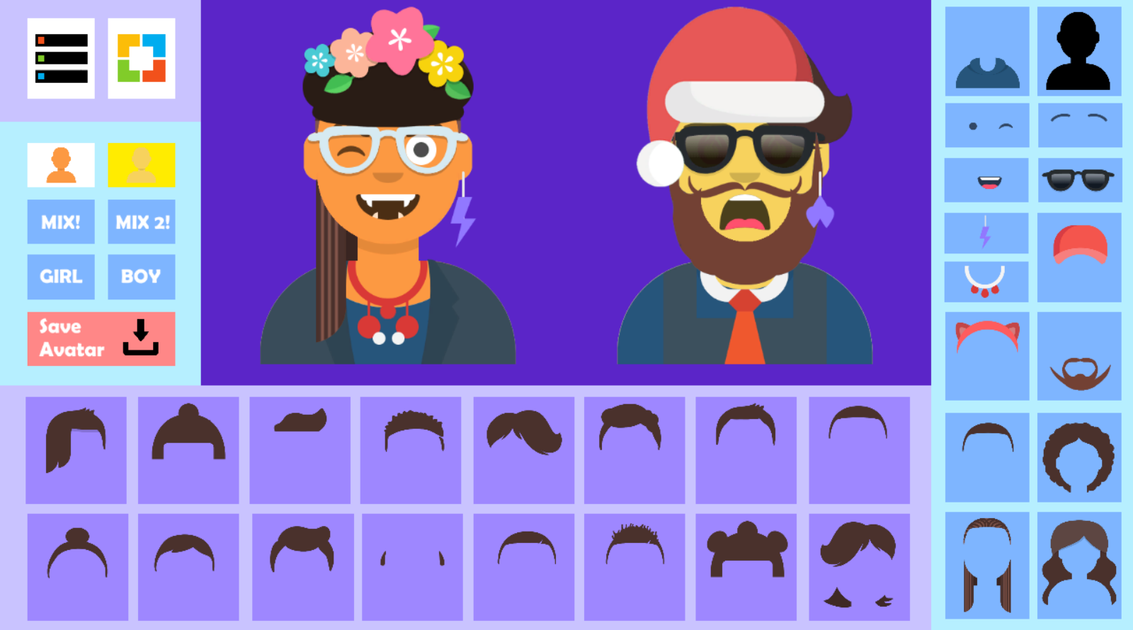 iStyle Avatar Maker Game file - Indie DB
