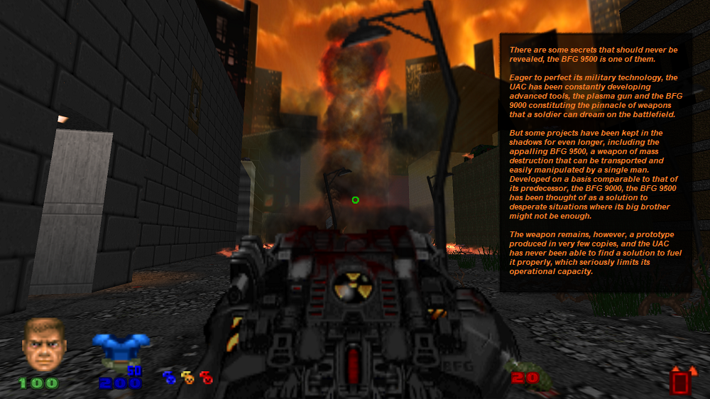 BFG9500 for Brutal Doom and Project Brutality addon - Indie DB