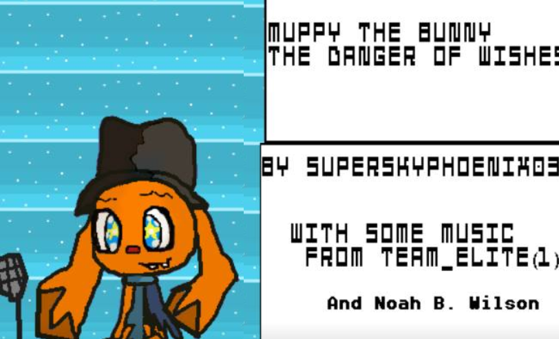 Muppy The Bunny : The Danger of Wishes : v 15