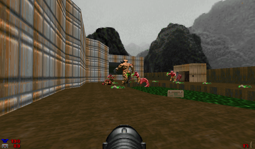 Image 3 - Doom: GBA Edition mod for Doom - Mod DB