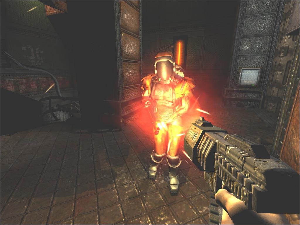 Quake II: Lost Marine (Test Build 0 96) file - Indie DB