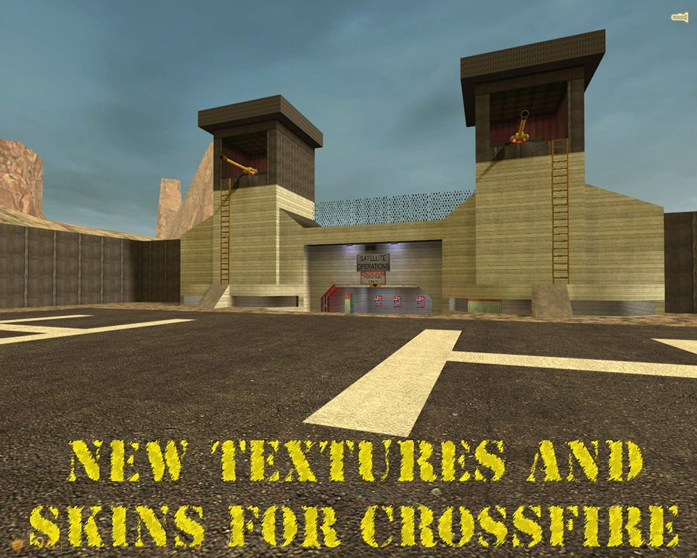 New skins for CROSSFIRE addon - Garry's Mod - Indie DB
