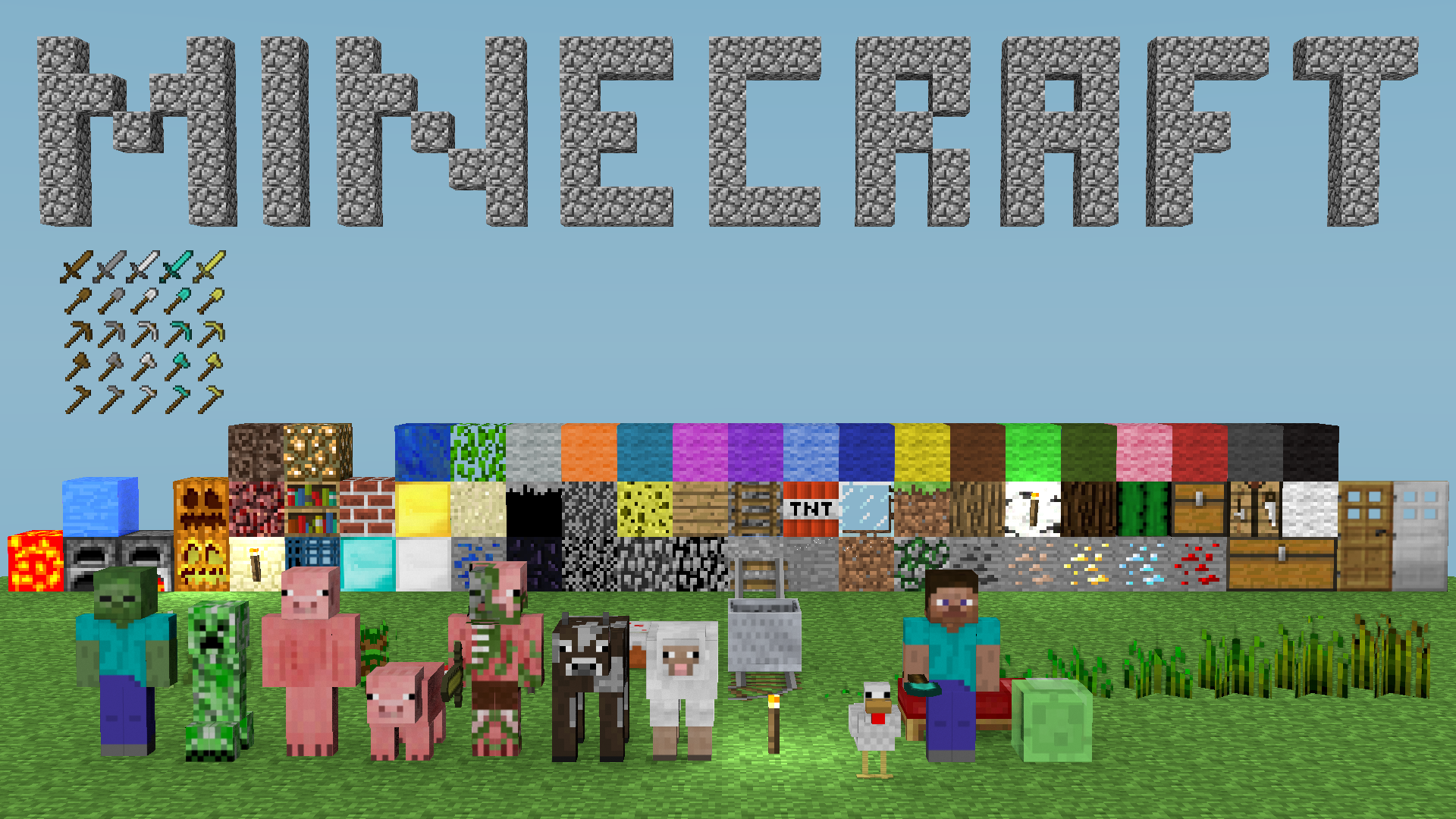 Minecraft People