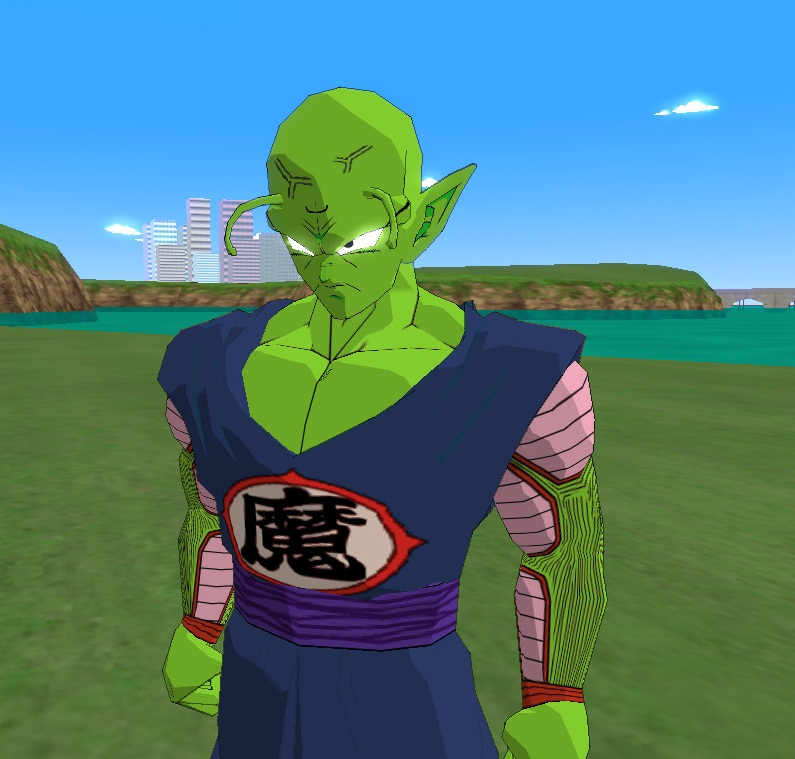 Young King Piccolo by me addon - ZEQ2 Lite - Indie DB