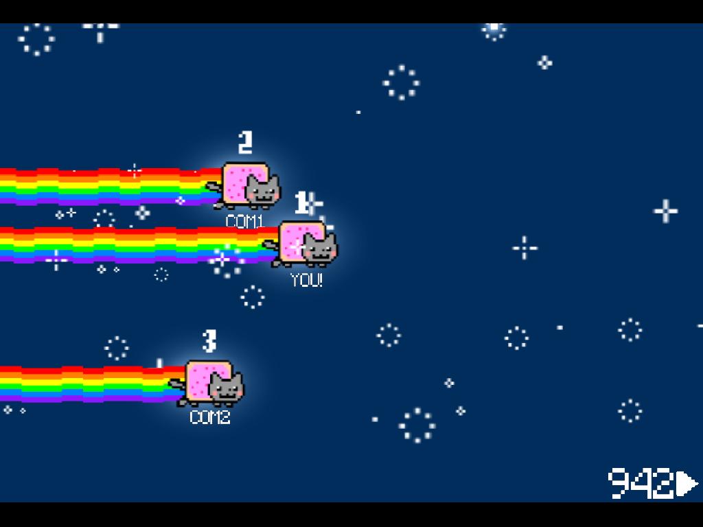 Nyan Cat Racing
