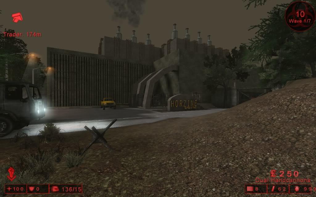 Kf candlesmoke revamp mission map addon killing floor for Floor 5 boss map