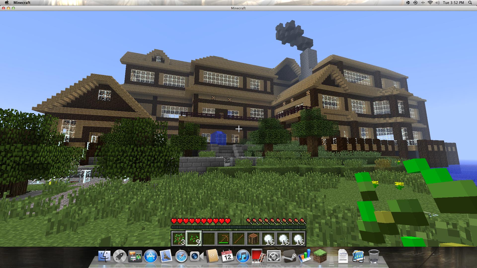 Mansion With Lights 2 0 addon - Minecraft - Indie DB
