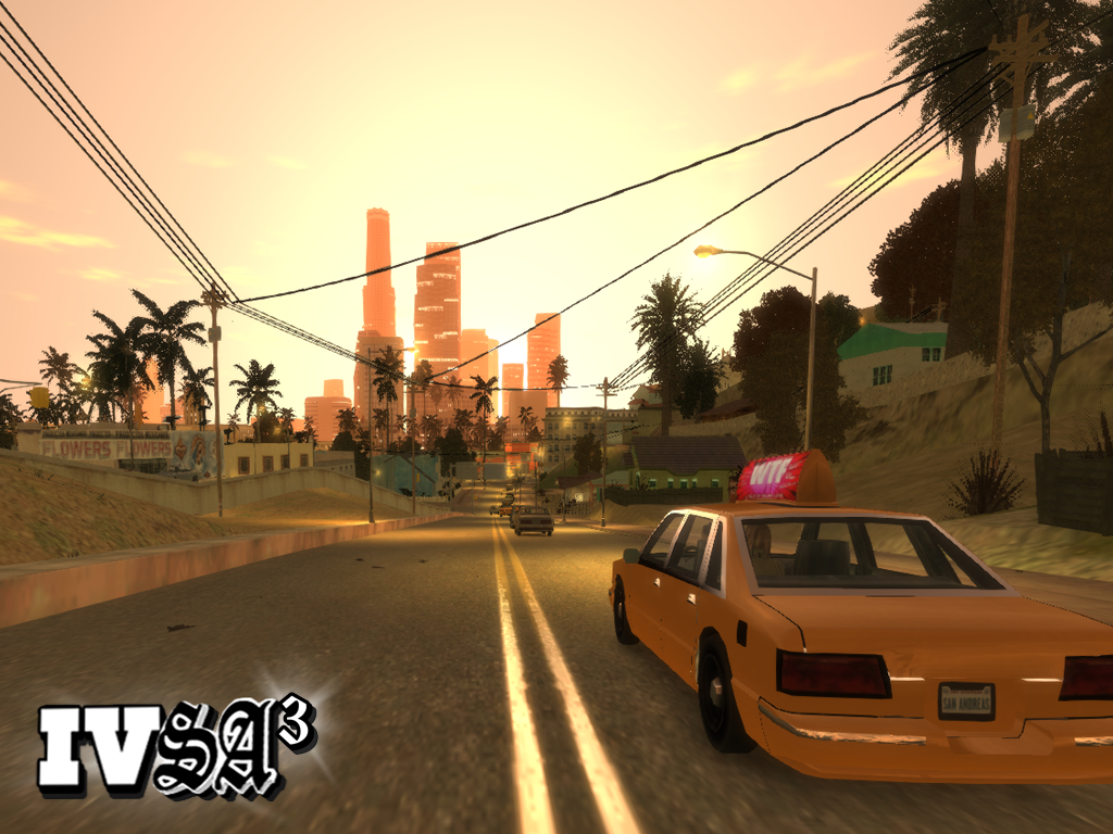 The gta place gta iv pc screenshots.