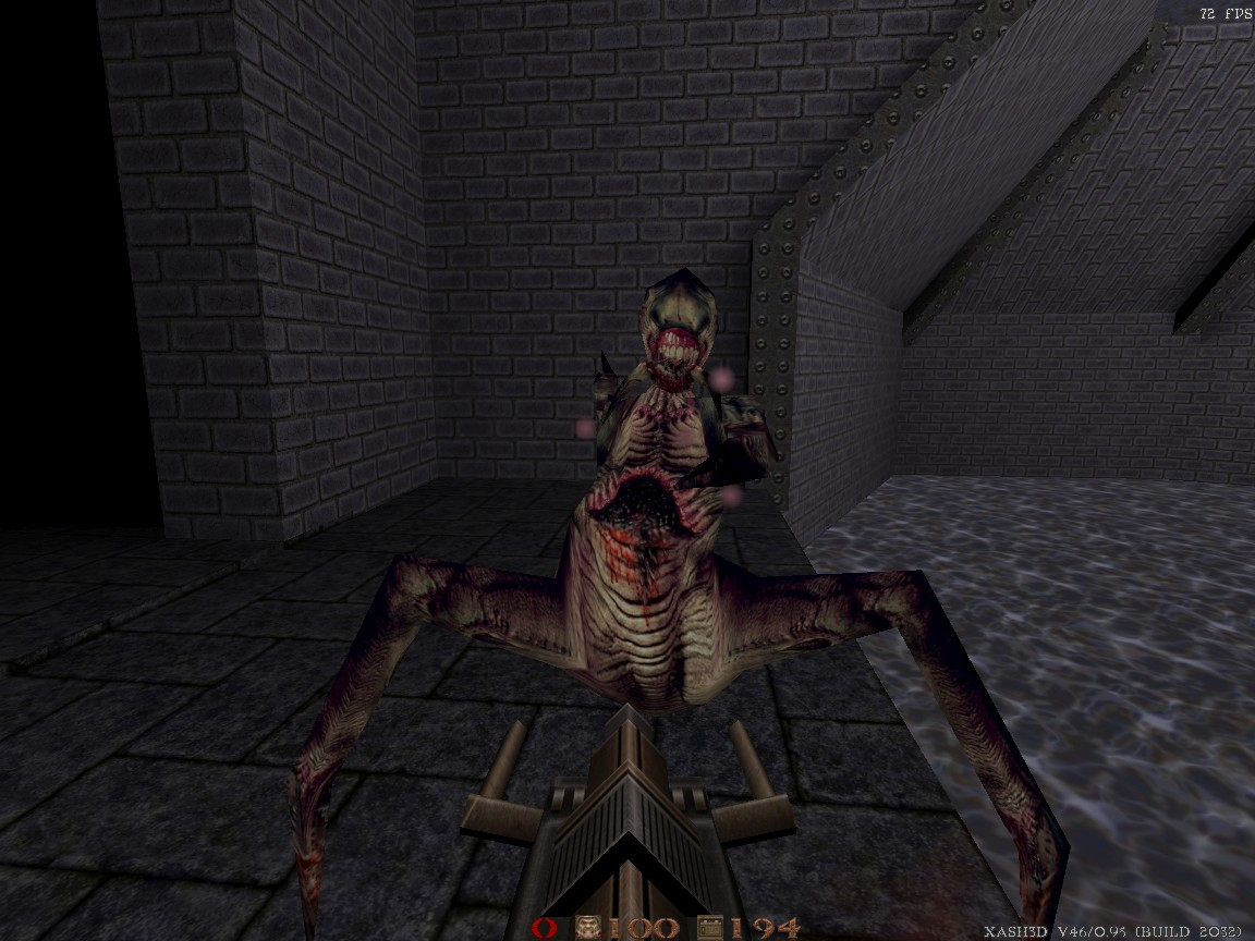 QRU: Quake Reforged Bestiary textures, v1.0 file - Indie DB
