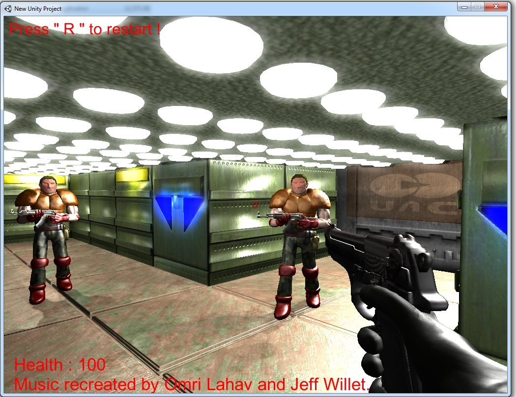 New version ! file - Doom 2 Remake - Indie DB