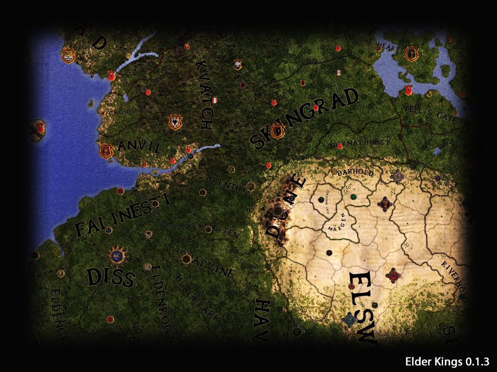 Elder Kings 0 1 3 file - Indie DB