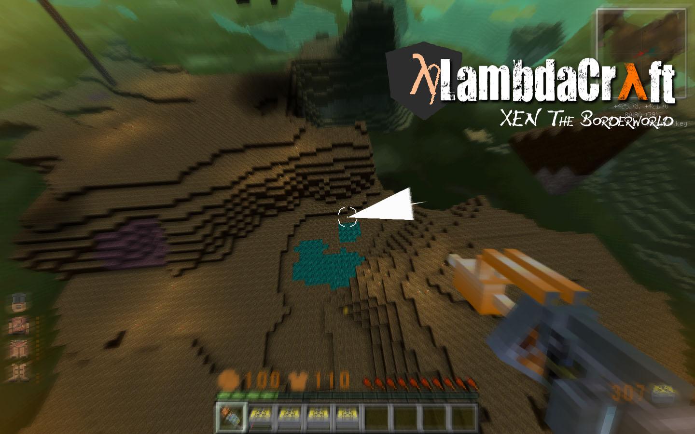скачать мод lambdacraft для майнкрафт 1.7.10