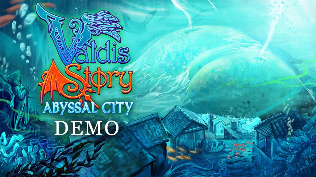 Valdis Story: Abyssal City Demo file - Indie DB