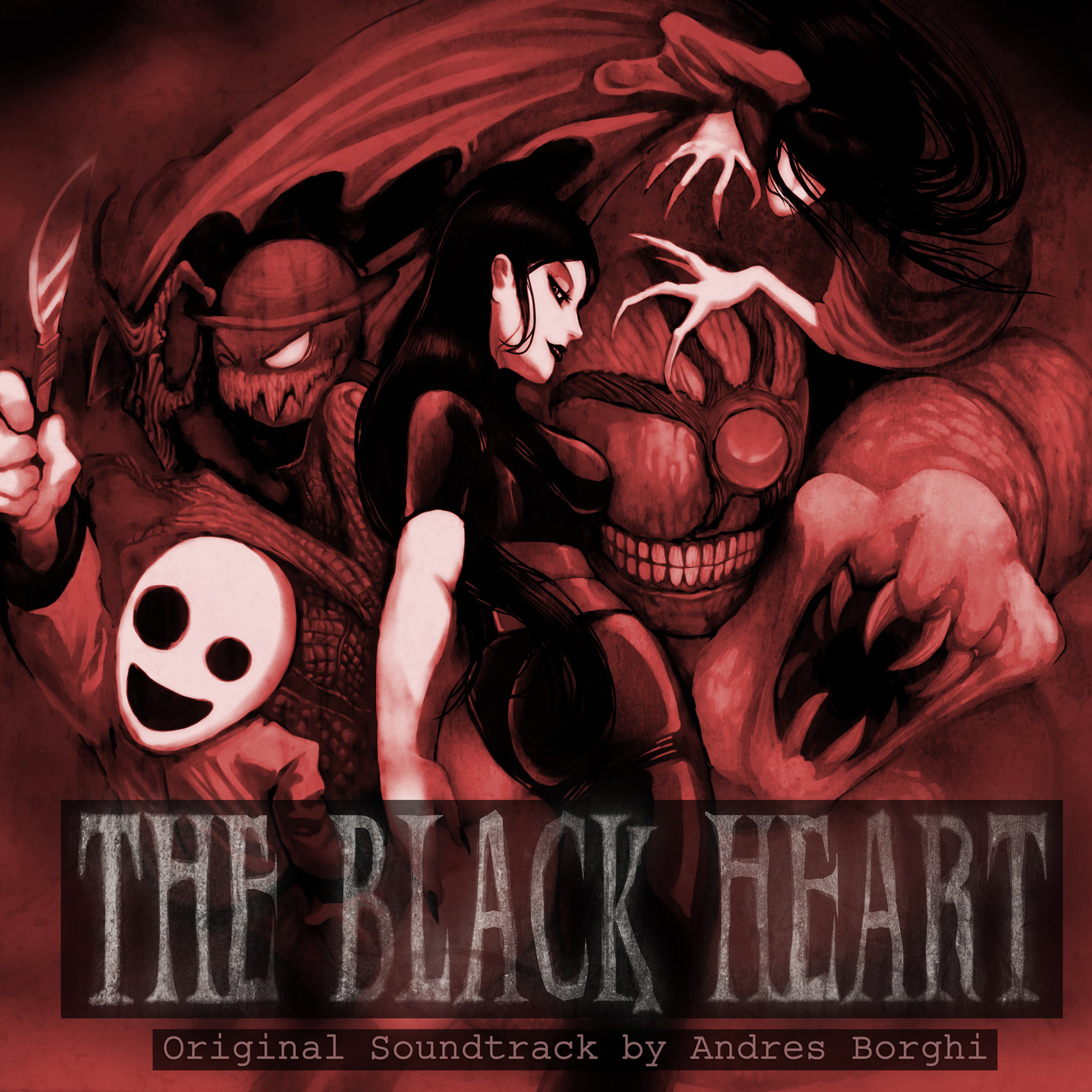 The Black Heart The_Black_heart_OST_cover