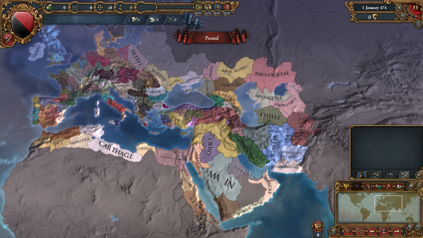 Roma Universalis 1 45 [OUTDATED] file - Indie DB