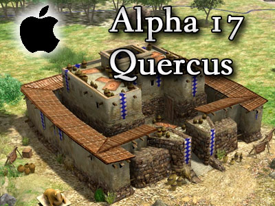 0 A D  Alpha 17 Quercus (OS X Version) file - Indie DB
