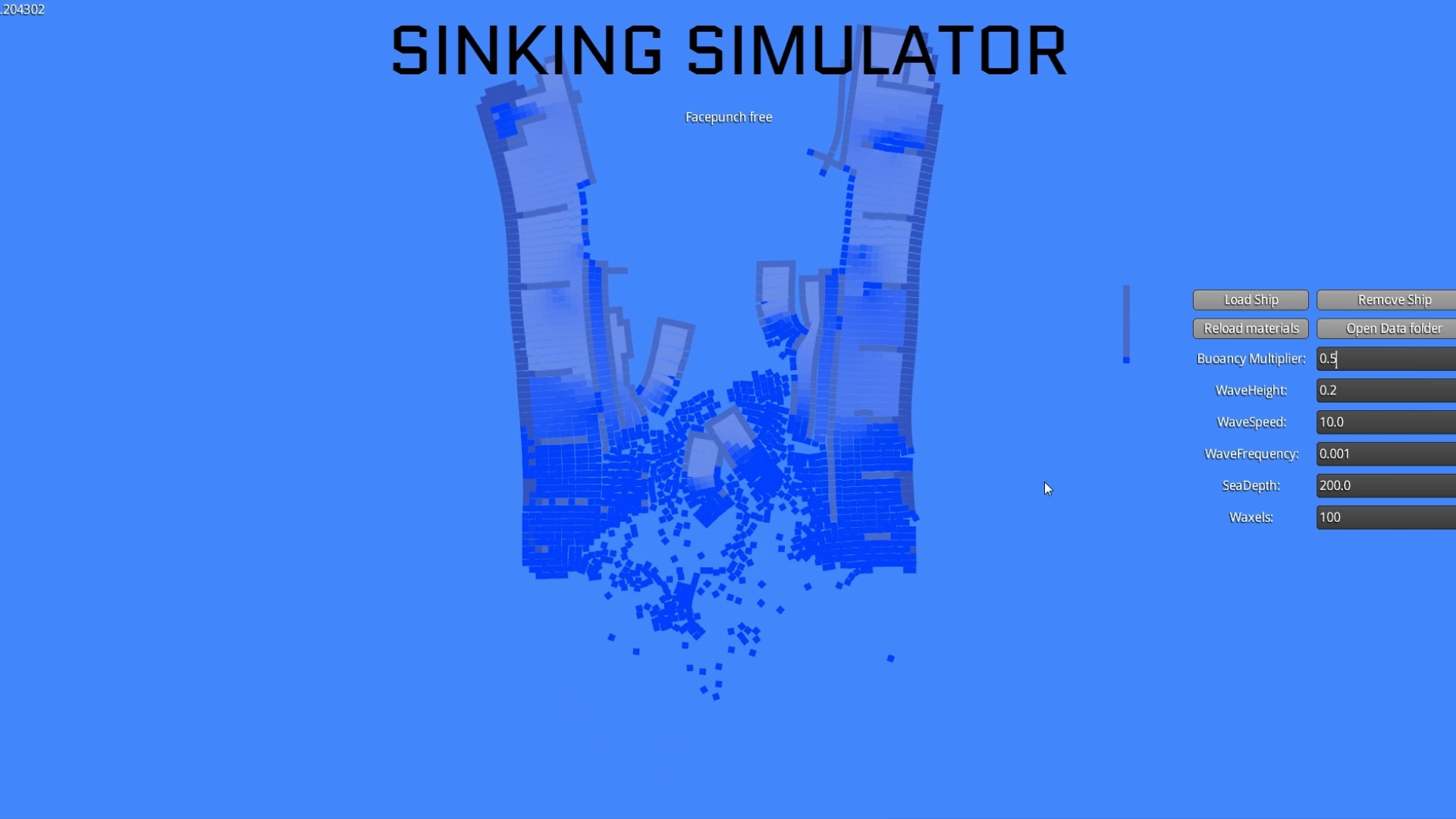 Синкинг симулятор скачать