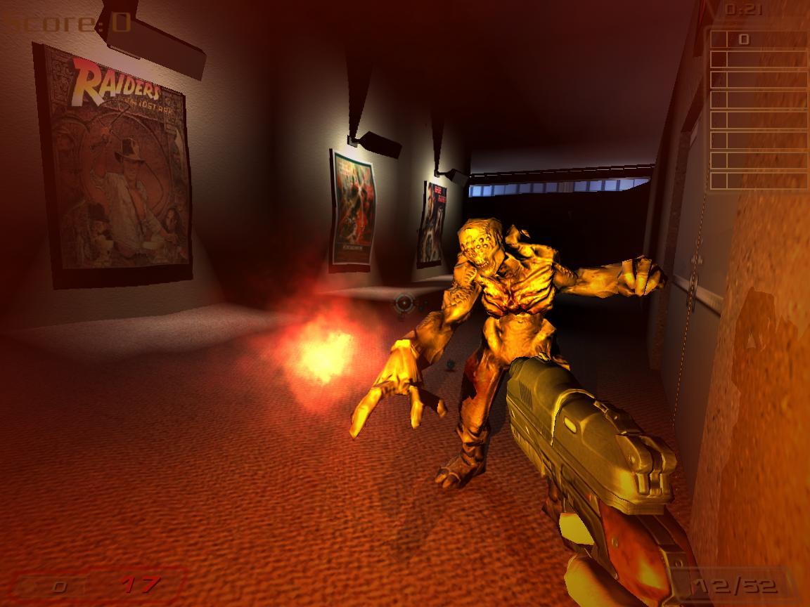 Doom 3 the movie