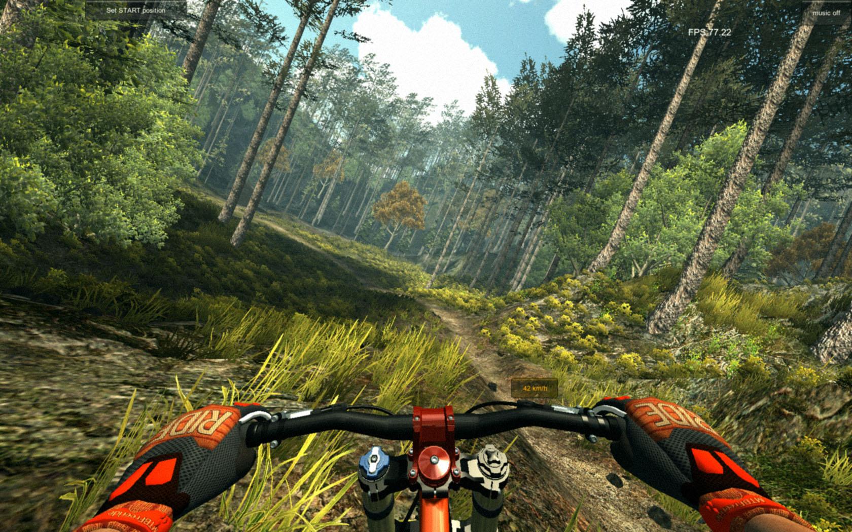Downhill Mtb Mountain Bike Racing - Download.com