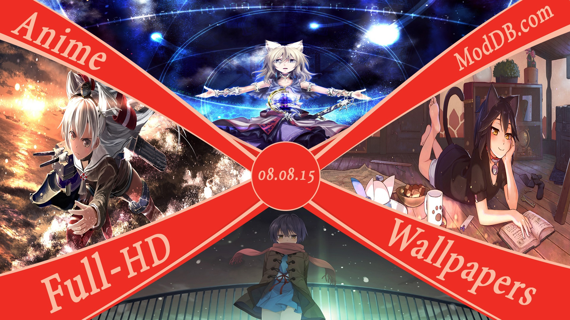 Old Anime Wallpaper's (Full-HD) - 08.08.15 file - Indie DB