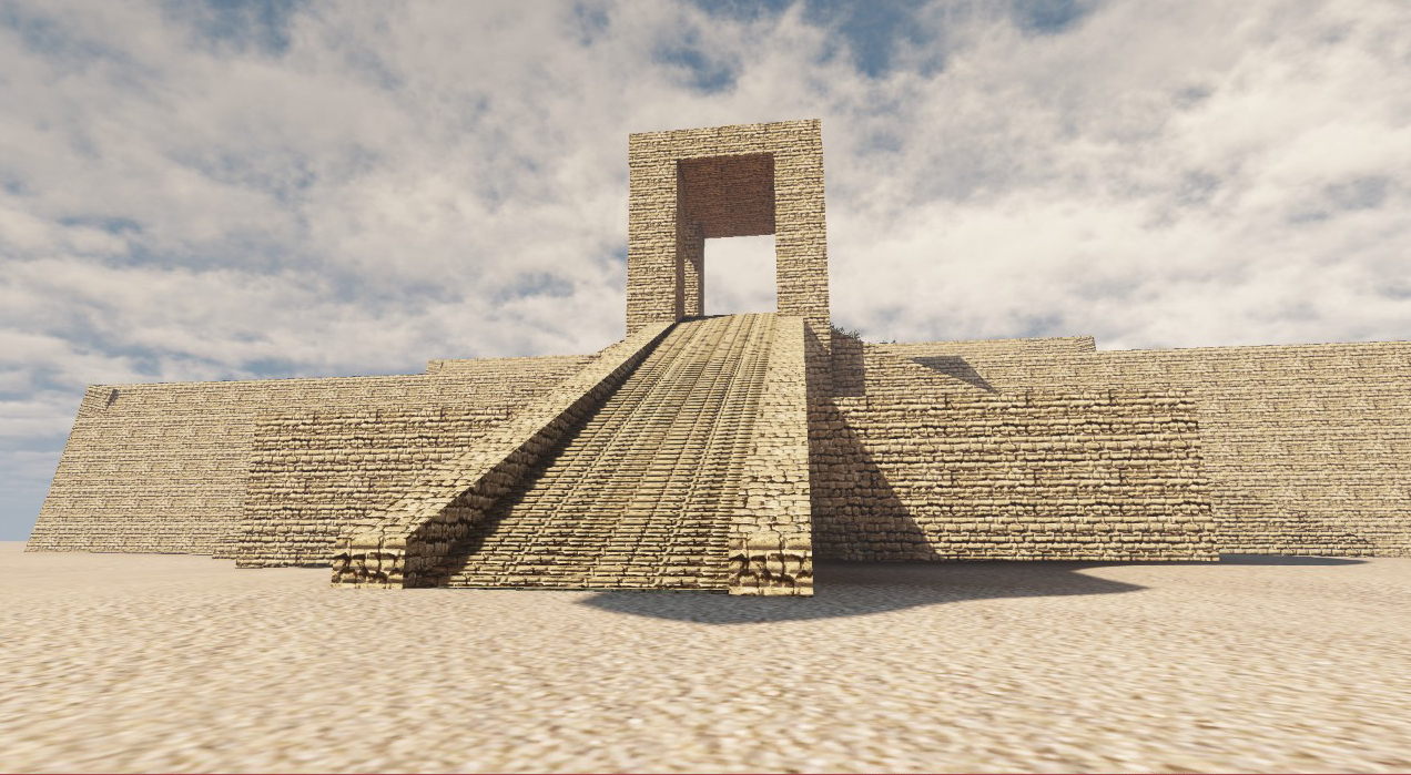 ziggurats The building of ziggurats by secular rulers continued later on as well during the neo-babylonian empire, for instance, nebuchadnezzar ii , who reigned between the 7th and 6th centuries bc, had the etemenanki rebuilt.