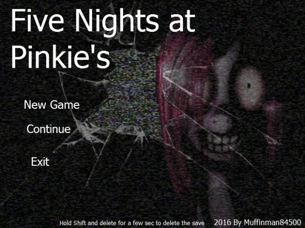 Five nights at Pinkie's (a FNaF fan game) file - Indie DB