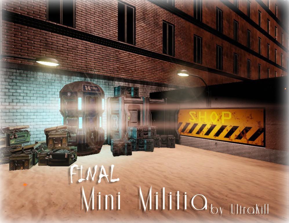 Kf minimilitia addon killing floor 2 indie db for Floor 4 mini boss map swordburst 2